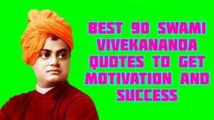 Best Swami Vivekananda Quotes