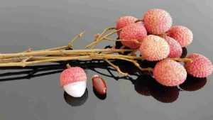 Fruits Name in English Lichi / Litchi ( Lychee )