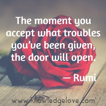 Famous  Rumi Quotes
