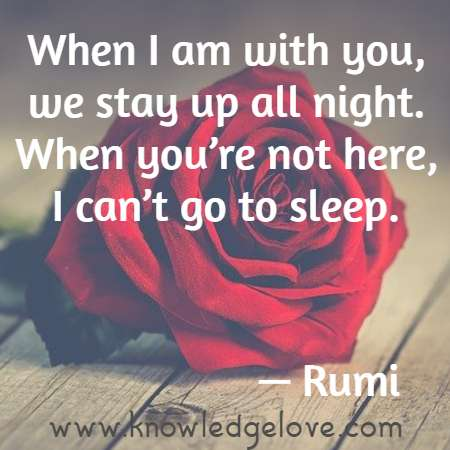 beautyful rumi quotes