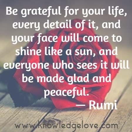 beautiful rumi quotes