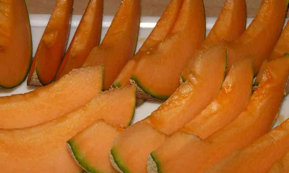 खरबूजा ( Kharbooja ) - Cantaloupe ( कैंटलोप )