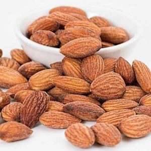 Almond Meaning in Hindi