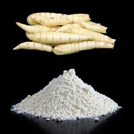 dry fruits name Arrowroot, Ararot