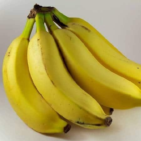 Five Fruits Name - Banana - Kela